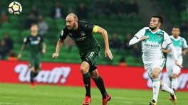 Камбэк «Краснодара» с 0:2 в матче с «Ахматом»: обзор