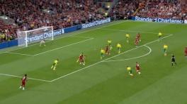 «Ливерпуль» разгромил «Норвич» в первом матче нового сезона АПЛ