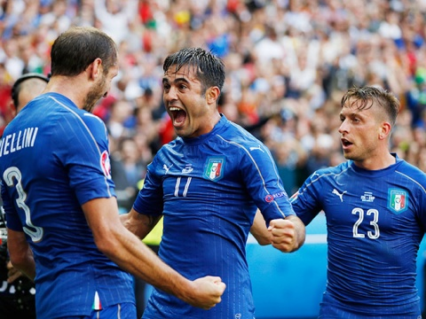 Евро-2016. Италия – Испания – 2:0
