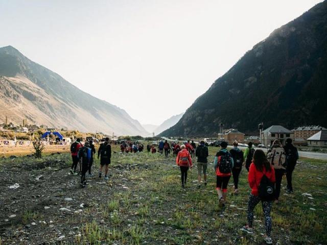 Adidas Elbrus World Race: беги — кайфуй, вдыхай Эльбрус!