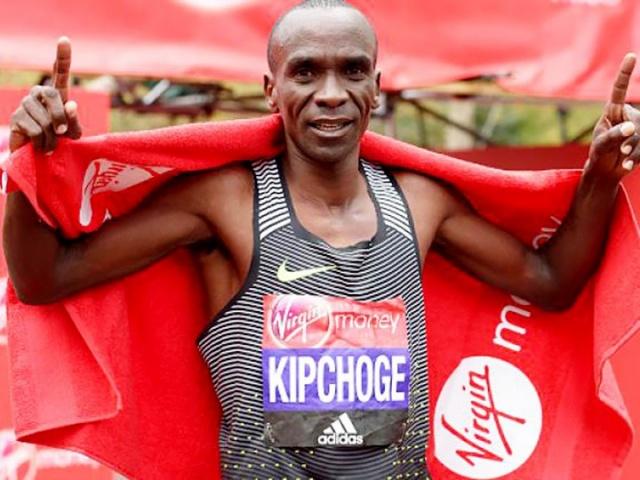 Breaking2. Новый мировой рекорд в марафоне.