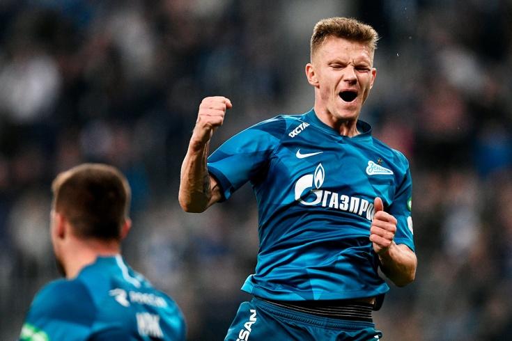 «Зенит» забил «Рубину» пять! Ещё три гола отменили