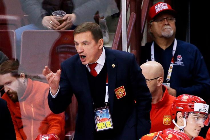 Сборная Канады (QMJHL) — Сборная России U20 — 3:4