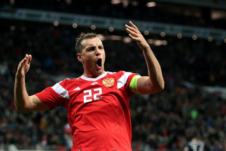 Появилось фото футболки сборной России на Евро-202