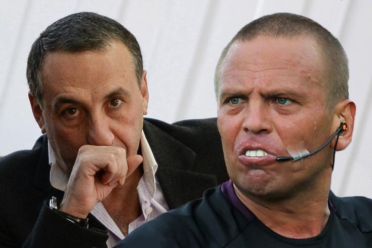 Евгений Гинер и Александр Егоров