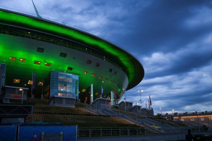 Президент УЕФА рассказал, почему Санкт-Петербург п