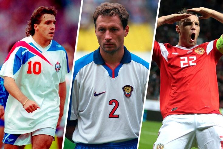 Какая форма сборной России самая крутая?