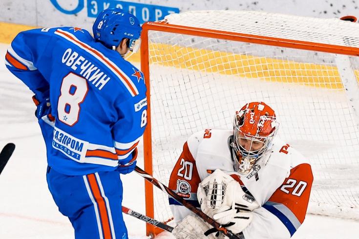 Дмитрий Овечкин