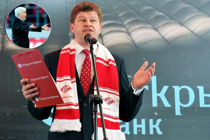 Губерниев повздорил Ловчевым