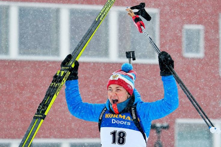 Шансы россиян на первом этапе Кубка мира по биатлону в Эстерсунде