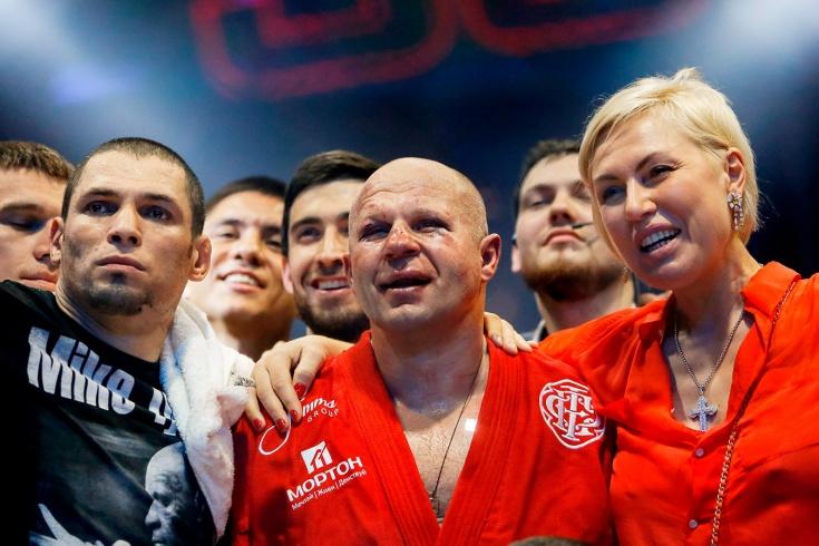 В Bellator официально подтвердили бой Ф. Емельянен
