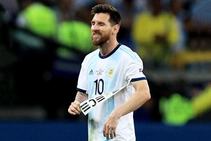 Аргентина проиграла Бразилии