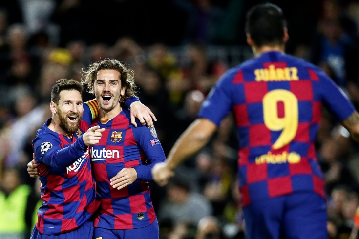 «Барселона» — «Мальорка», 7 декабря, прогноз на матч чемпионата Испании