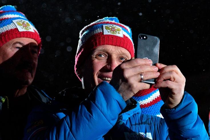 Президент СБР Драчёв раскрыл причину успеха российских биатлонистов
