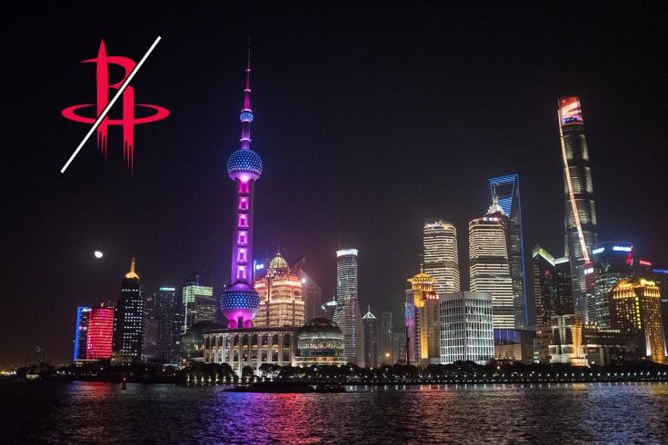 Клуб НБА потерял китайские миллиарды