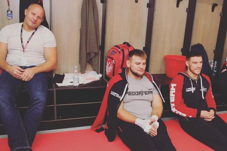 Немков выиграл у Карвалью, Сидельников победил Барроса на Bellator 230