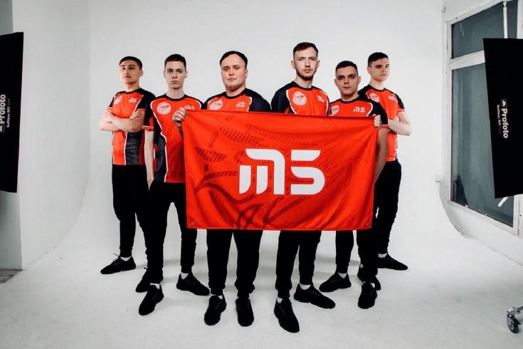 Moscow Five анонсировала российский состав по CS:G