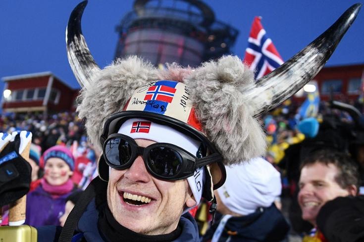 Норвежец Йоханнес Бё номинирован на премию после нарушения правил
