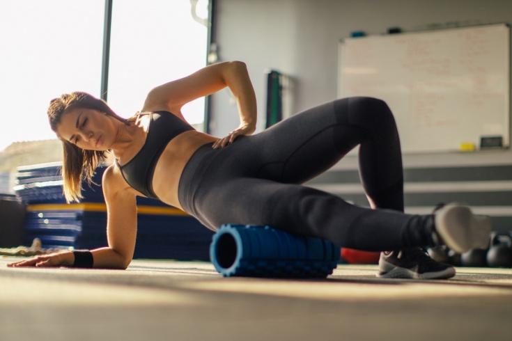 Как избавиться от боли в мышцах? Самомассаж