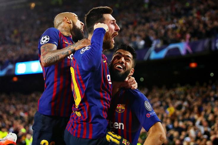 Барселона и реал мадрид игра 25 августа