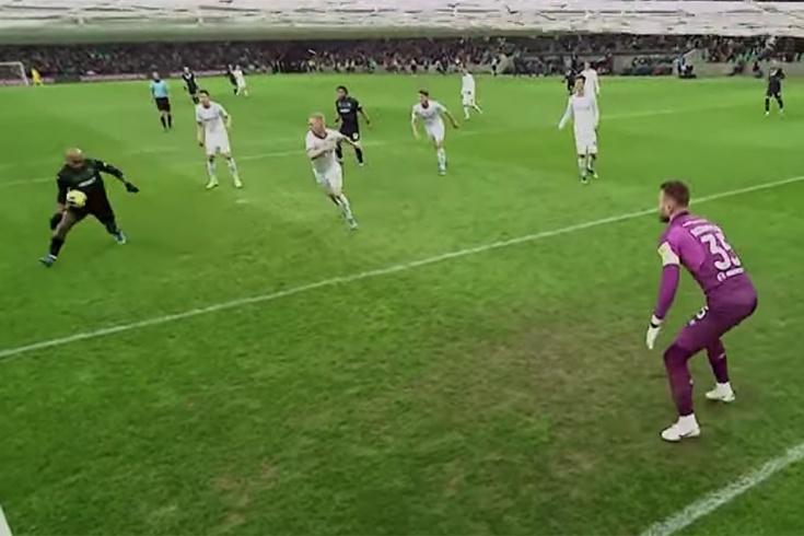 «Краснодар» — ЦСКА — 1:1, 7 декабря 2019, спорные моменты с VAR