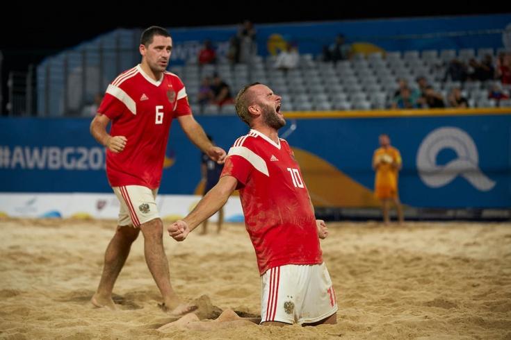 Пляжный футбол. испания польша онлайн