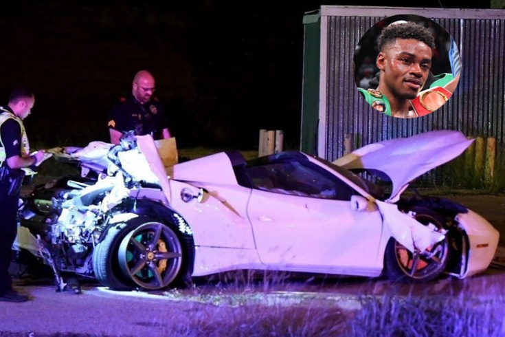 Чемпион мира по боксу Эррол Спенс попал в аварию и получил тяжёлые травмы