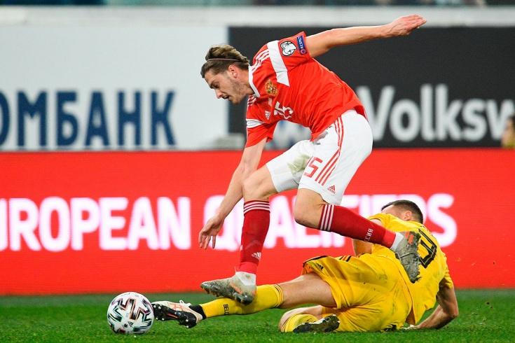 Бельгия сыграет в одной группе с Россией на Евро-2