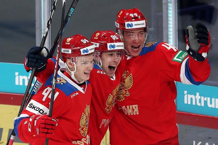 Кубок Карьяла 2019: Россия — Швеция, онлайн