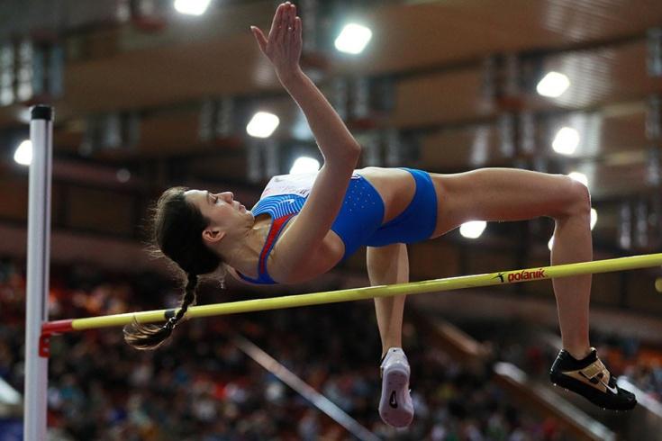 Мария Ласицкене – лучшая в мире прыгунья в высоту