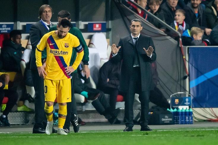 «Интер» — «Барселона», 10 декабря, прогноз и ставка на матч Лиги чемпионов