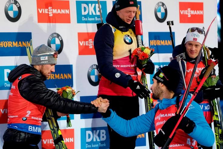 Мартен Фуркад и Йоханнес Бё выступили в защиту российского биатлона