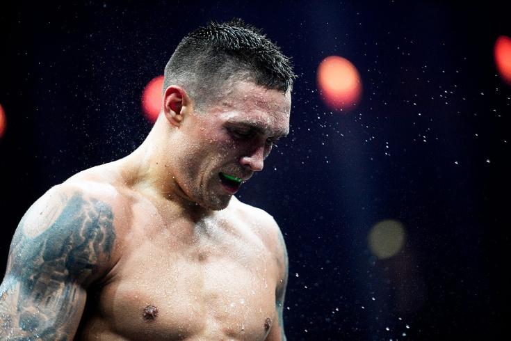 Соперник Усика Тайрон Спонг попался на допинге