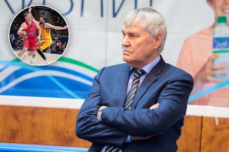 Президент БК «Автодор» — о ЦСКА, «Химках», Шведе и российском баскетболе