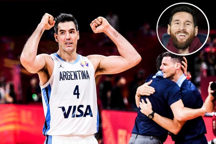 Чемпионат мира по баскетболу 2019, Луис Скола купается в лучах славы