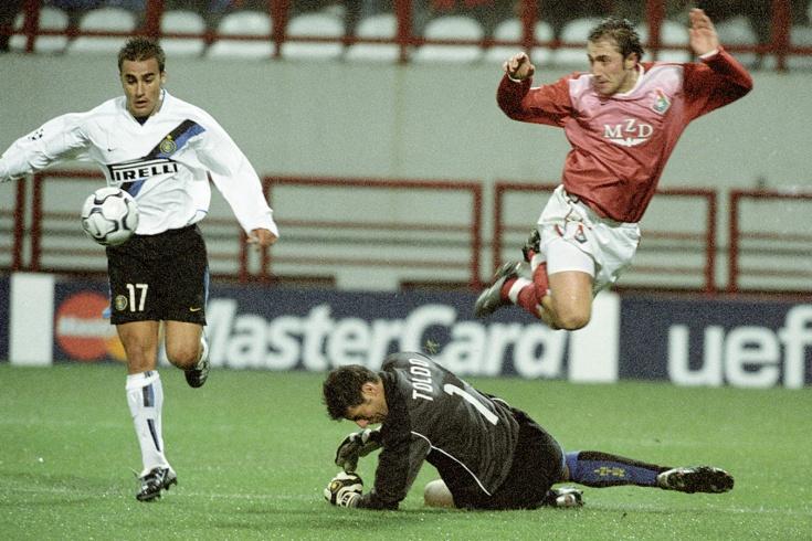 Ювентус интер 3- 0 2003 год