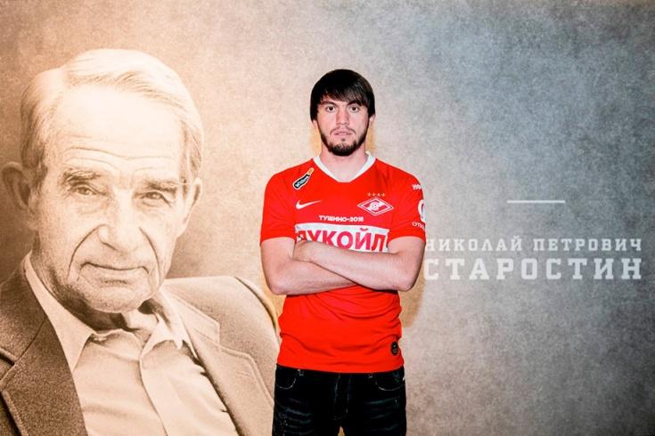 Резиуан Мирзов перешел в «Спартак» к Кононову