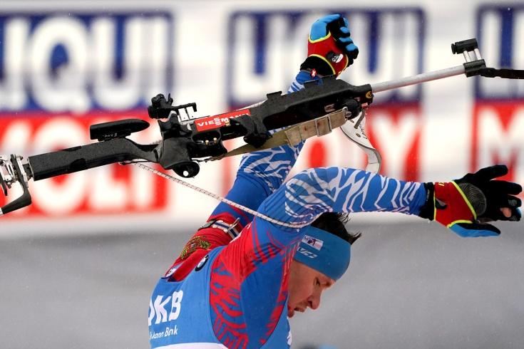 Биатлонисты Матвей Елисеев и Екатерина Юрлова-Перхт провалили «Рождественскую гонку»