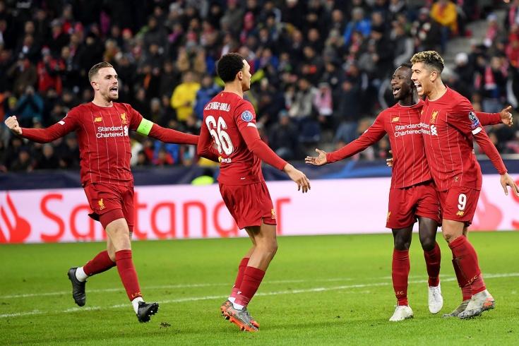 Манчестер юнайтед ливерпуль 2 1опасные моменты