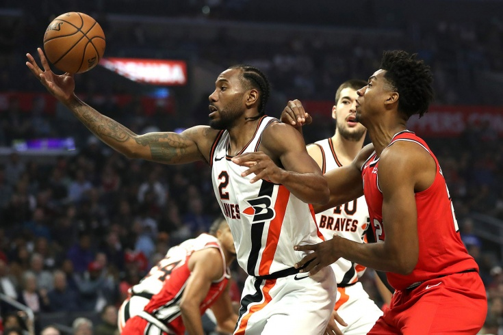 Обзор игрового дня в НБА, 8 ноября 2019 года