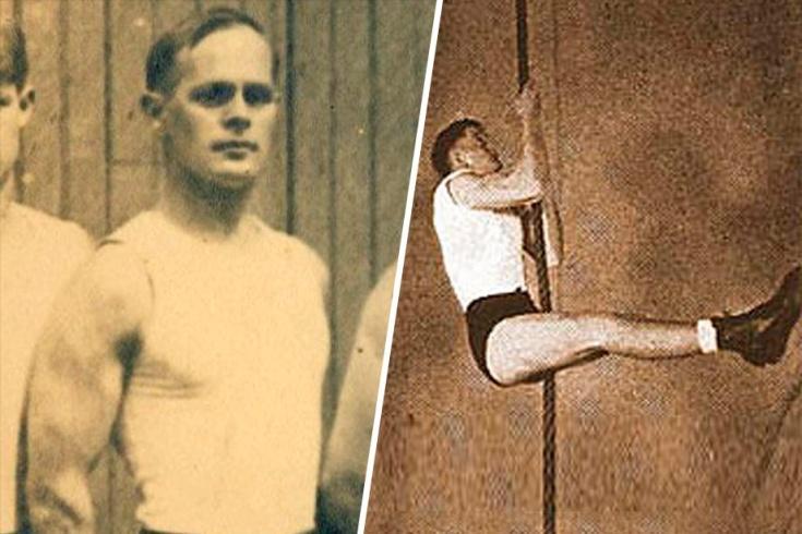 Одноногий гимнаст стал героем Олимпиады