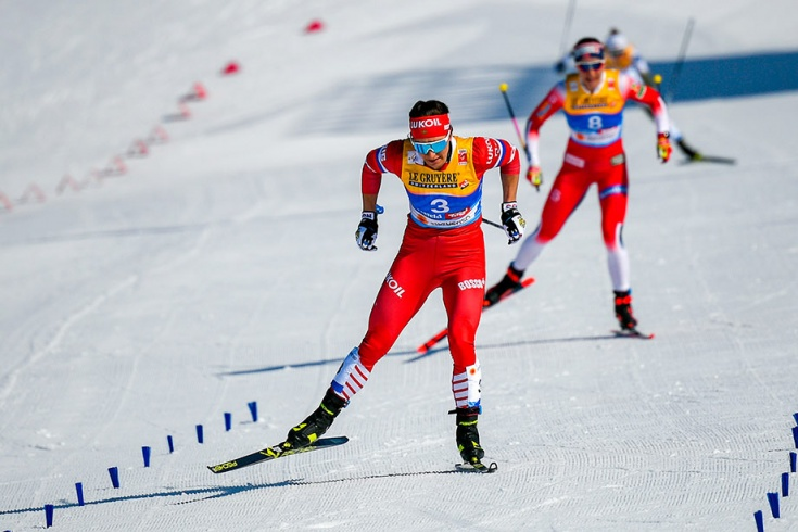 Лыжный спорт, чемпионат мира 2019