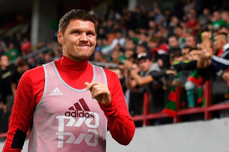 Подрался во время матча, признался в спонсировании АТО. Как Михалик вернулся на Украину