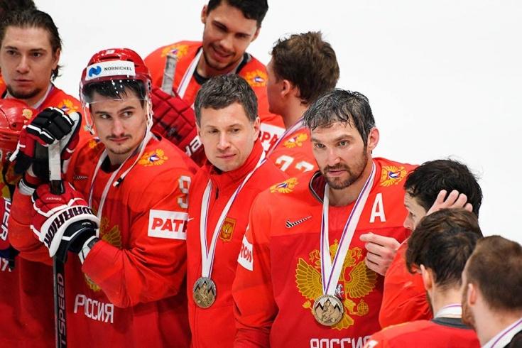 Александр Овечкин – о бронзовых медалях России ЧМ