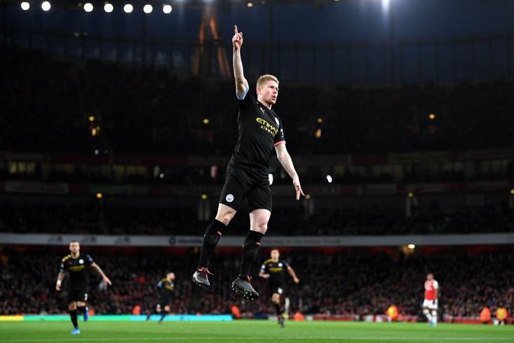 «Арсенал» — «Манчестер Сити» — 0:3, 15 декабря, обзор матча 17-го тура АПЛ