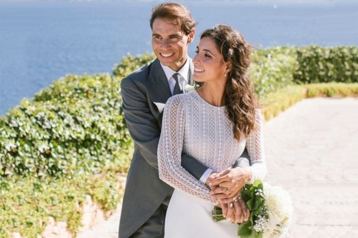 Рафаэль Надаль сыграл свадьбу после 14 лет отношений
