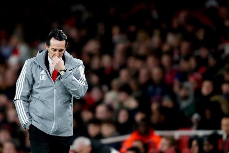 «Арсенал» уволил Унаи Эмери