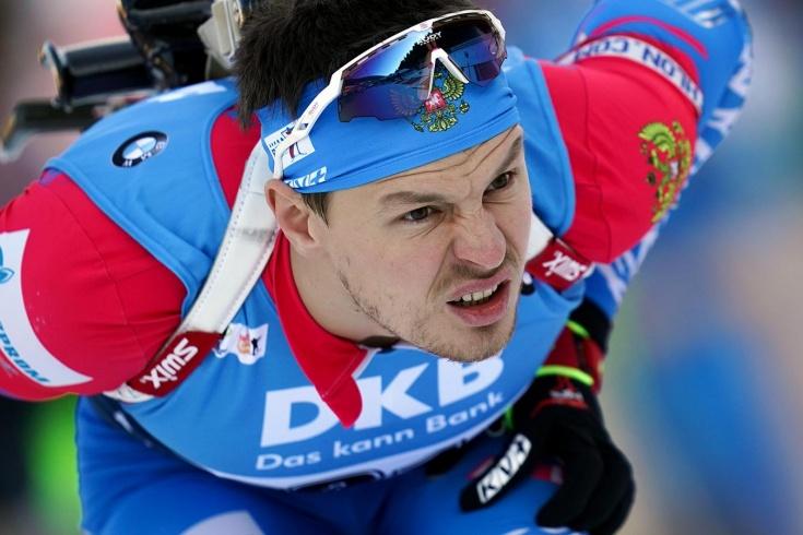 Два российских биатлониста попали в топ-6 в спринте на этапе Кубка мира-19/20 в Оберхофе