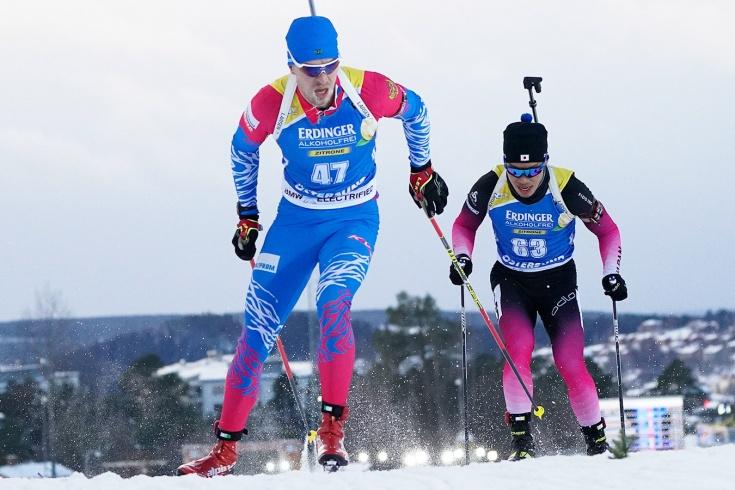 Матвей Елисеев завоевал для России первую медаль на Кубке мира 2019/20
