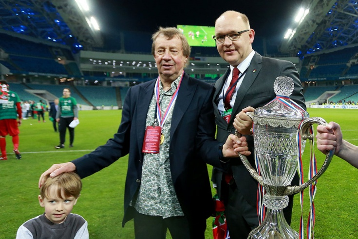 Три года назад Сёмин возглавил «Локомотив»